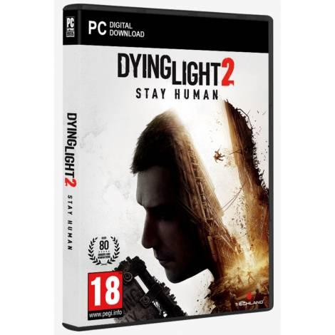 Dying Light 2: Stay Human + Pre-Order Bonus (PC) (Code In a Box - κωδικός σε κουτί)