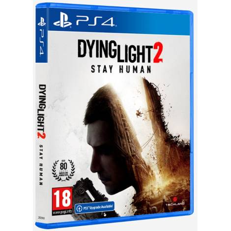 Dying Light 2: Stay Human + Pre-Order Bonus (PS4)