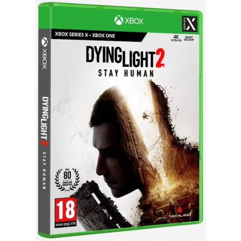 Dying Light 2: Stay Human + Pre-Order Bonus (Xbox One/Xbox Series X)
