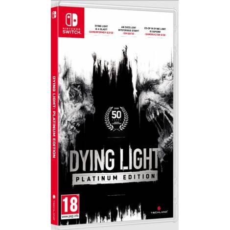 Dying Light (Platinum Edition) (Nintendo Switch)