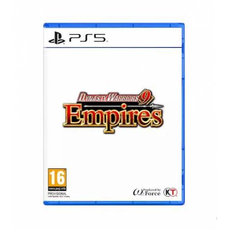Dynasty Warriors 9: Empires (PS5)