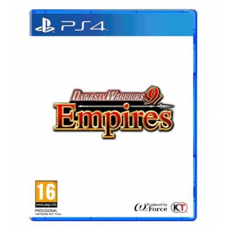 Dynasty Warriors 9: Empires (PS4)