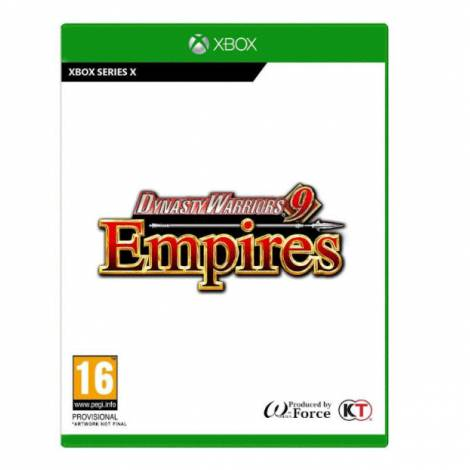 Dynasty Warriors 9: Empires (Xbox Series X)