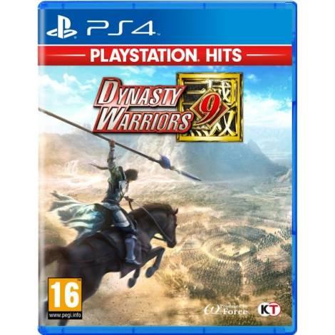 Dynasty Warriors 9 hits (Ps4)