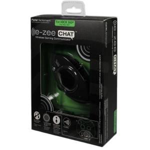 E-ZEE CHAT WIRELESS GAMING COMMUNICATOR (XBOX 360)