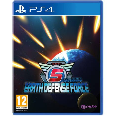 Earth Defense Force 5 (PS4) (EU)