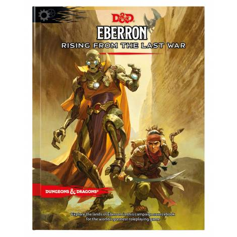Eberron: Rising from the Last War (Campaign Setting and Adventure Book) (Dungeons & Dragons)