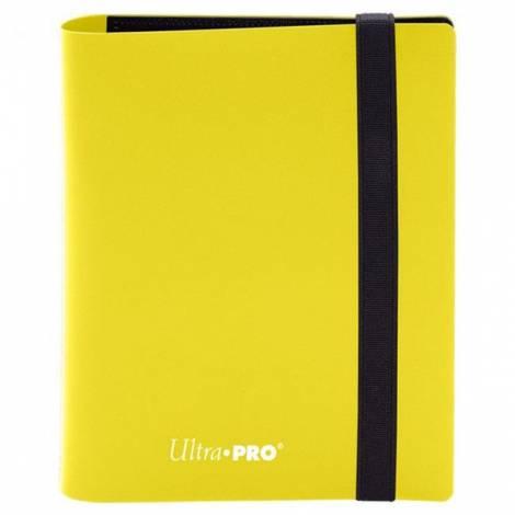 Eclipse Lemon Yellow 4-Pkt Pro-Binder (REM15383)