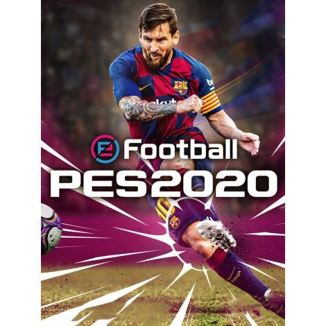 eFootball PES 2020 PC  (ΑΓΓΛΙΚΟ)  (Κωδικος μόνο Steam - CD KEY)