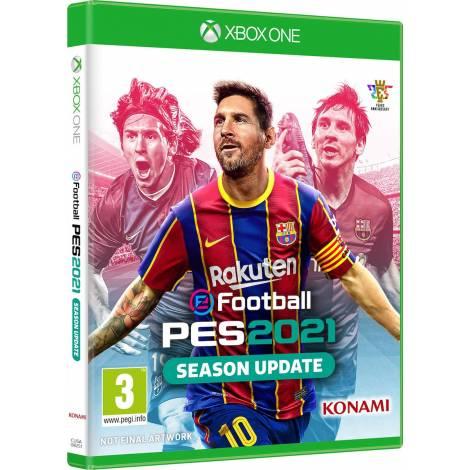 eFootball PES 2021 & myClub Bonus ΕΛΛΗΝΙΚΟ (Xbox One)