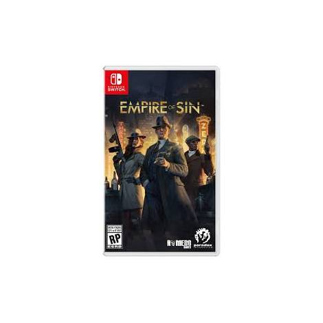 Empire Of Sin - D1 Edition (NINTENDO SWITCH)