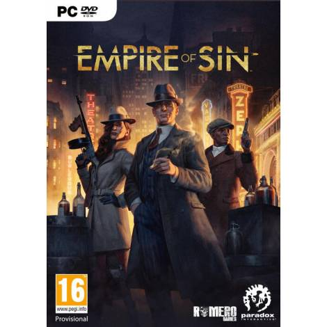 Empire Of Sin - D1 Edition (PC)