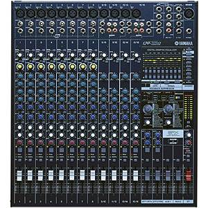 EMX-5016CF AYT/MENH KONΣOΛA 16CH 2x500 WATT YAMAHA