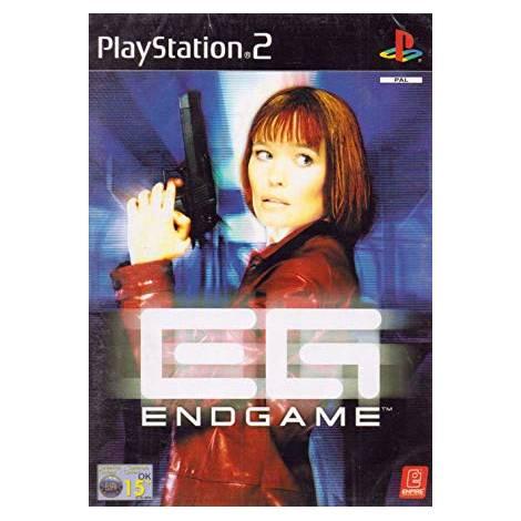 Endgame (CD Μονο)  (PS2)