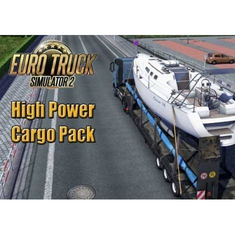 Euro Truck Simulator 2 High Power Cargo (PC) (Cd Key Only)