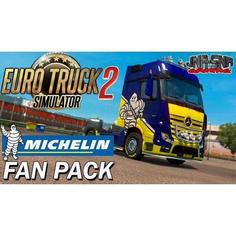 Euro Truck Simulator 2 Michelin Fan Pack (PC) (Cd Key Only)