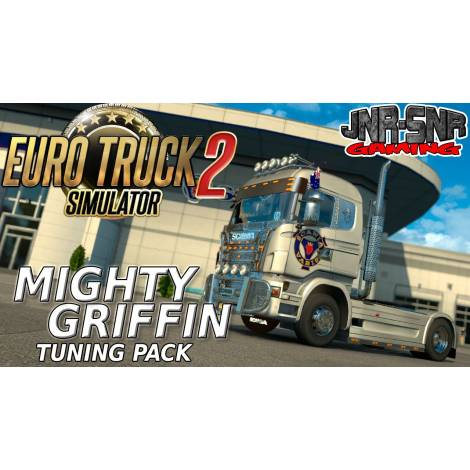 Euro Truck Simulator 2 Mighty Griffin Tuning Pack (PC) (Cd Key Only)