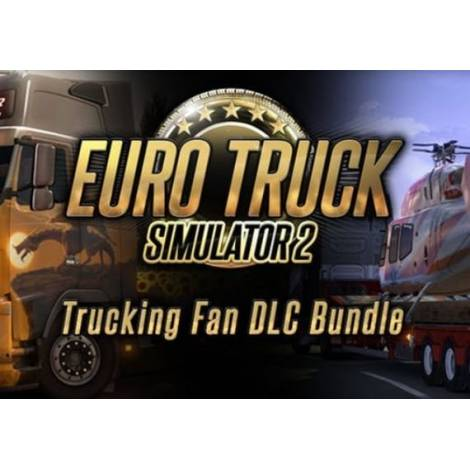 Euro Truck Simulator 2 Trucking Fan (PC) (Cd Key Only)
