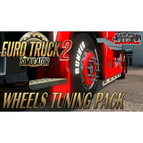 Euro Truck Simulator 2 Wheel Tuning Pack (PC) (Cd Key Only)