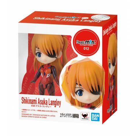 Evangelion: 3.0+1.0 - Figuarts mini Action Figure Asuka Langley Shikinami - 9 cm