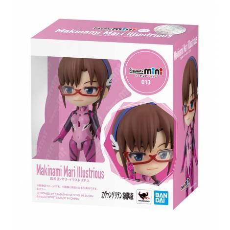 Evangelion: 3.0+1.0 - Figuarts mini Action Figure Mari Illustrious Makinami - 9 cm