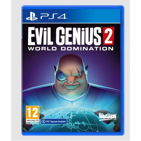 EVIL GENIUS 2: WORLD DOMINATION (PS4)