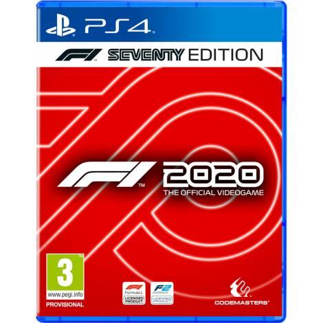 F1 2020 (Seventy Edition) (Ps4)