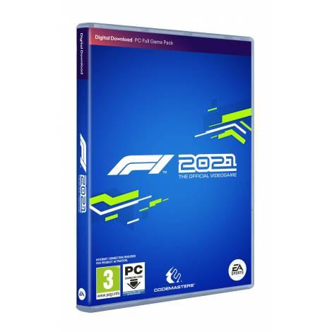 F1 2021 (PC) Code In A Box (Κωδικός Μόνο)
