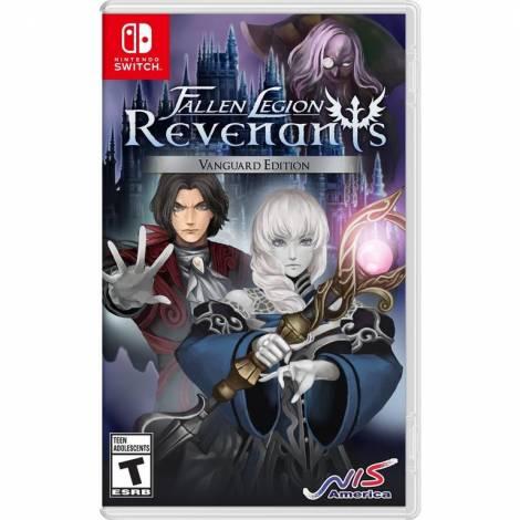 Fallen Legion: Revenants - Vanguard Edition (Nintendo Switch)