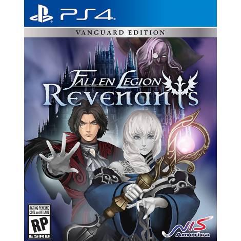 Fallen Legion: Revenants - Vanguard Edition (PS4)