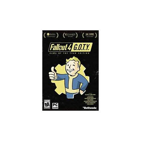 Fallout 4 Game Of The Year Edition - Steam CD Key (Κωδικός μόνο) (PC)