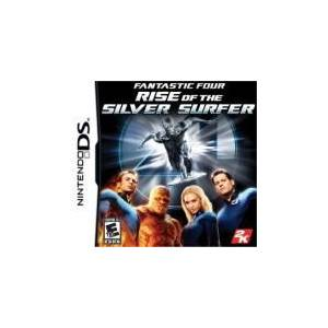 Fantastic Four - Rise of The Silver Surfer - χωρίς κουτάκι (NINTENDO DS)