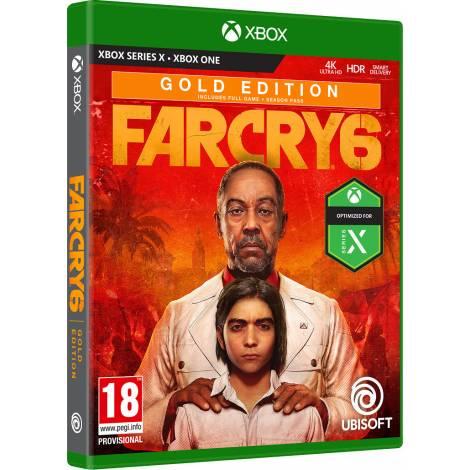 Far Cry 6 - Gold Edition (XBOX ONE)