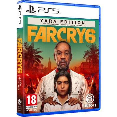 Far Cry 6 - Yara Edition (PS5)