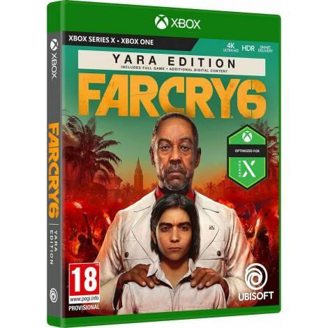 Far Cry 6 - Yara Edition (XBOX ONE/Xbox Series X)