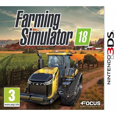 Farming Simulator 18 (NINTENDO 3DS)