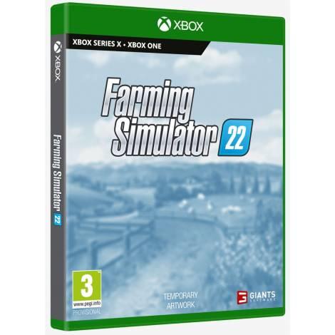 Farming Simulator 22 (Xbox One / Series X)
