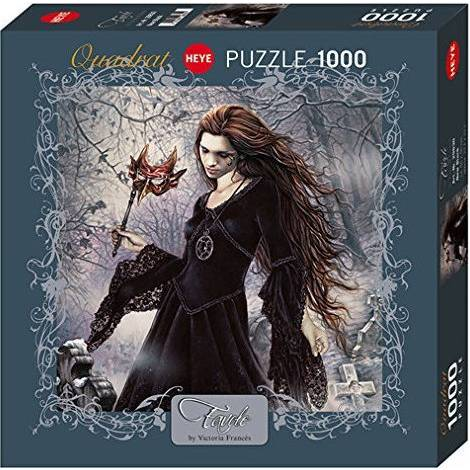 Favole New Black 1000pcs (29830) Heye