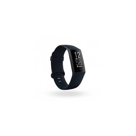 Fibit Charge 4 - Activity Tracker Blue & Black (FB417BKNV)