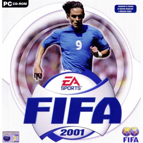 Fifa 2001 (PC) (CD Only)