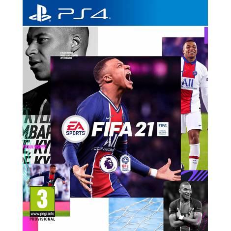 Fifa 21 -D1 Edition (PS4)