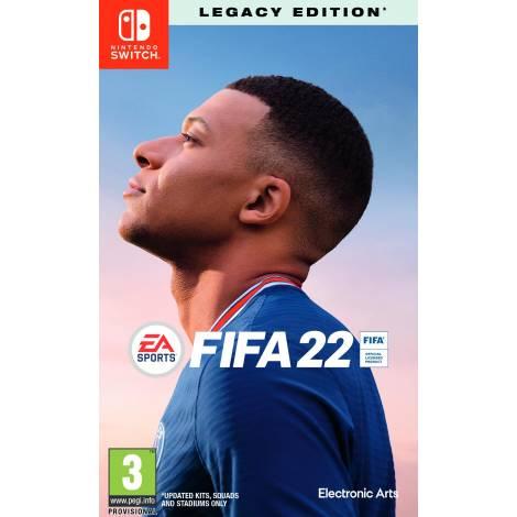 FIFA 22 Legacy Edition (με pre-order bonus) (Nintendo Switch)