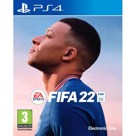 FIFA 22 (με pre-order bonus) (PS4)