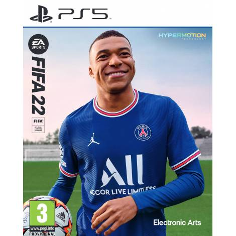 FIFA 22 (με pre-order bonus) (PS5)