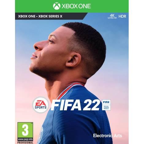 FIFA 22 (με pre-order bonus) (Xbox One)