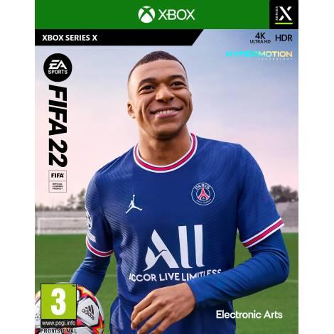 FIFA 22 (με pre-order bonus) (Xbox Series X)