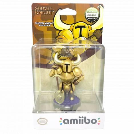 Fig Shovel Knight Treasure Trove Gold Amiibo