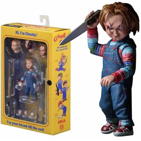 Figure Ultimate Chucky (Child's Play) – Neca #42112