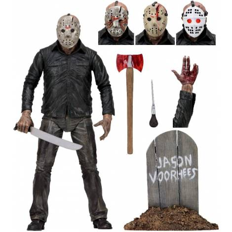Figure Ultimate Jason Voorhees (Friday the 13th: Part 5) – Neca #39709