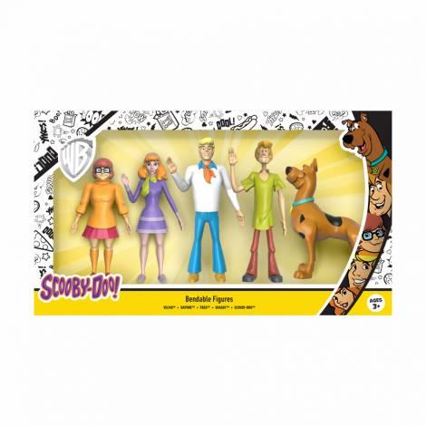 Φιγούρες σετ 5τμχ Scooby Doo (NJ005300)